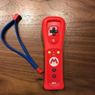 ウィーユー(Wii U)の任天堂 純正品 WiiUリモコンプラス マリオ(その他)