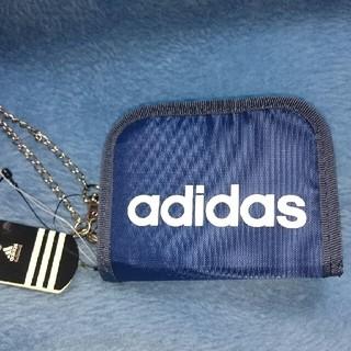 アディダス(adidas)の新品☆adidas折り財布(財布)