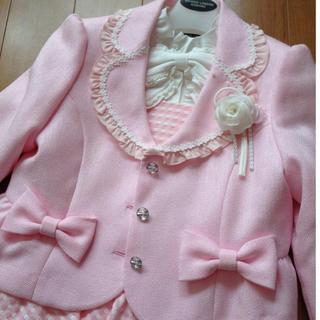 ミチコロンドン(MICHIKO LONDON)の❤お子様用キュートスーツ 130❤(その他)