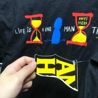 アンチヒーロー(ANTIHERO)のanti hero 新品(Tシャツ/カットソー(半袖/袖なし))