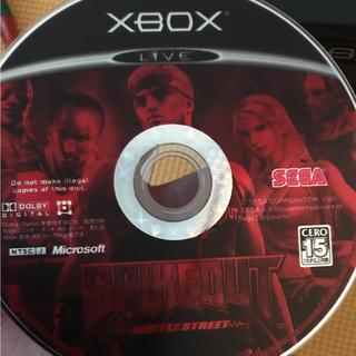 エックスボックス(Xbox)のスパイクアウト(家庭用ゲームソフト)