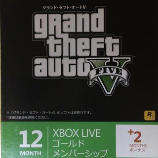 エックスボックス(Xbox)のゴールドメンバーシップ 12+2(その他)