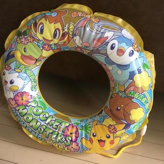 ポケモン(ポケモン)のポケットモンスター 浮き輪 ダイアモンド&パール(マリン/スイミング)