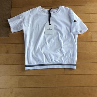 モンクレール(MONCLER)のモンクレール Tシャツ 新品(Tシャツ(半袖/袖なし))