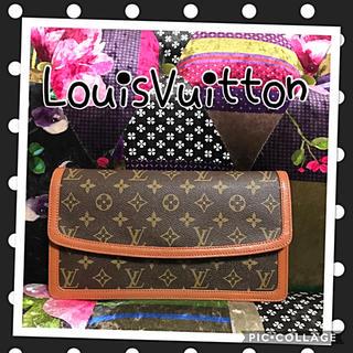 ルイヴィトン(LOUIS VUITTON)の確実正規品✳︎ルイヴィトンモノグラム✳︎美品ヴィンテージクラッチバッグ✳︎(クラッチバッグ)