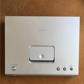 オンキヨー(ONKYO)のオンキョー デジタルメディアトランスポート iPod,iPhone,PCの再生(その他)