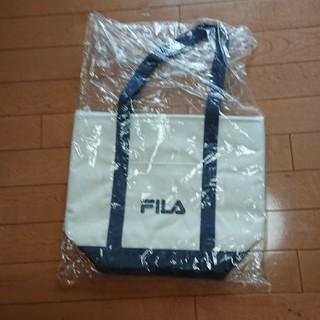 フィラ(FILA)のおかん様専用です。新品フィラ☆保冷トートバッグ(バッグ)