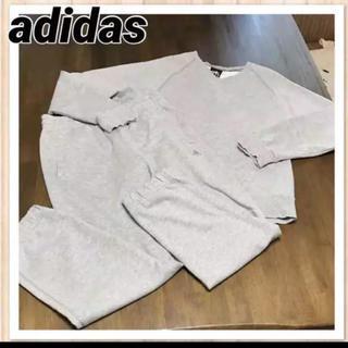アディダス(adidas)のアディダス スウェット 上下 セットアップ(スウェット)