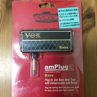 【VOX】ヘッドフォン用ミニアンプ  Bass用(ベースアンプ)