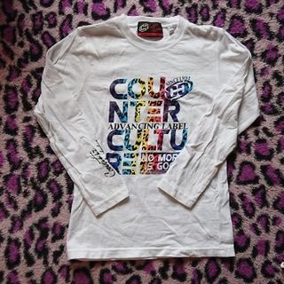 カウンターカルチャー(Counter Culture)の長袖 ロンT 120(Tシャツ/カットソー)
