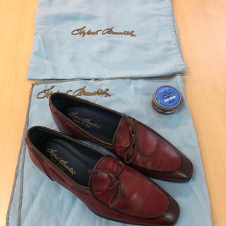 ステファノブランキーニ(STEFANO BRANCHINI)のステファノブランキーニ ローファー 8 1/2 美品(ドレス/ビジネス)