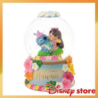 ディズニー(Disney)のスノードーム リロ&スティッチ Stitch Day 完売品(置物)