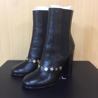 シャネル(CHANEL)のCHANEL  ショートブーツ 未使用 正規品(ブーツ)