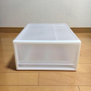 ムジルシリョウヒン(MUJI (無印良品))のMUJI ポリプロピレン 収納ケース(ケース/ボックス)