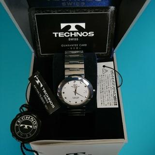 テクノス(TECHNOS)の★テクノスダイヤモンド〈TUNGSTEN・SAPPHIRE〉(腕時計(アナログ))