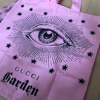 グッチ(Gucci)のgucci  garden 日本未発売 グッチガーデン エコトートバック (トートバッグ)