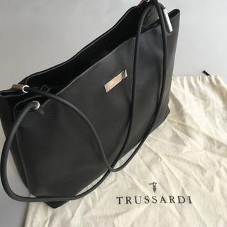 トラサルディ(Trussardi)のイタリア製 TRUSSARDI  トラサルディ ショルダーバッグ USED(ショルダーバッグ)