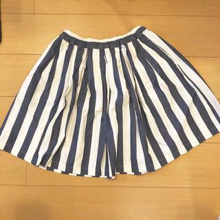 マーキーズ(MARKEY'S)の☆USED☆マーキーズ フレアスカート(150-160)(スカート)
