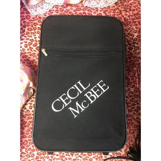 セシルマクビー(CECIL McBEE)のセシルマクビー キャリー バック(スーツケース/キャリーバッグ)