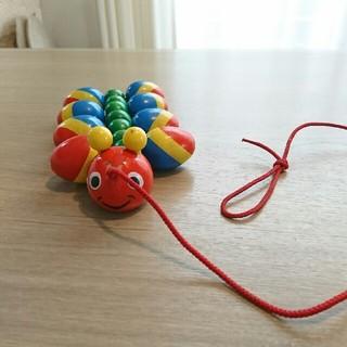 ボーネルンド(BorneLund)のニック社ウァルターnic木のおもちゃ知育ハイハイあんよ1歳乳児知育海外人気(積み木/ブロック)