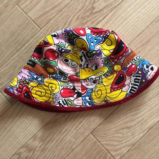 ヒステリックミニ(HYSTERIC MINI)のヒステリックミニ リバーシブル帽子(帽子)