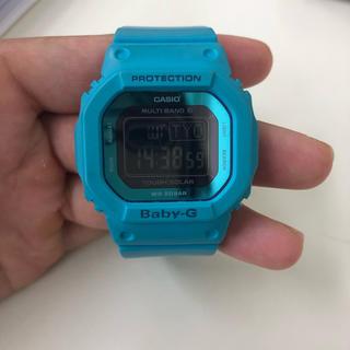 ベビージー(Baby-G)のG-SHOCK baby-g 時計(腕時計(デジタル))