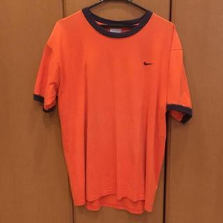 ナイキ(NIKE)のメイドインUSA ナイキ チビロゴT 送料込み(Tシャツ/カットソー(半袖/袖なし))