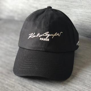カールラガーフェルド(Karl Lagerfeld)のKarl Lagerfeld カールラガーフェルド  キャップ(キャップ)
