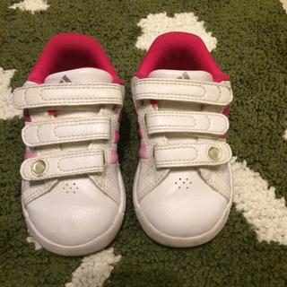 アディダス(adidas)のadidas スニーカー 13センチ(スニーカー)