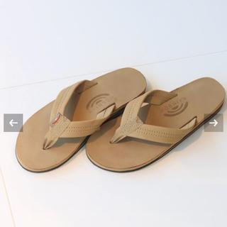 ドゥーズィエムクラス(DEUXIEME CLASSE)のRainbow Sandal DOUBLE LAYER PREMIER(サンダル)