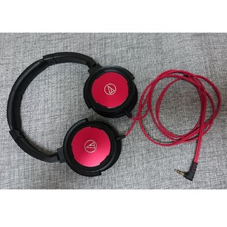 オーディオテクニカ(audio-technica)のaudio-technica ヘッドホン オーバーヘッド(ヘッドフォン/イヤフォン)
