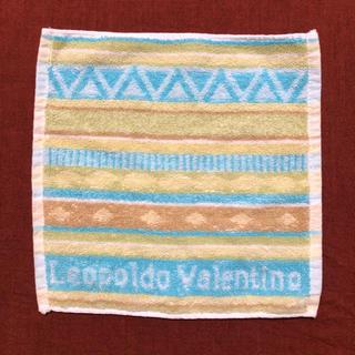ヴァレンティノ(VALENTINO)のLeopoldo Valentino*タオルハンカチ(ハンカチ)