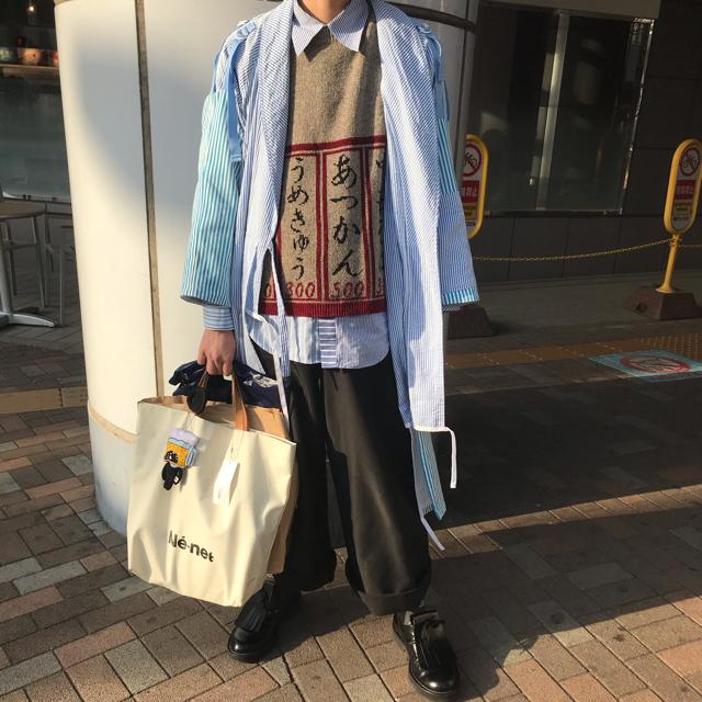 KANATA(カナタ)のka_na_ta 名作 居酒屋ニット 希少 レディースのトップス(ニット/セーター)の商品写真