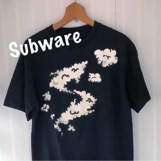 サブウェア(SUBWARE)のSUBWARE サブウェア☆グラフィックプリント☆Tee(Tシャツ/カットソー(半袖/袖なし))