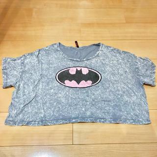 イチナナキュウダブルジー(179/WG)の179/WG  バッドマンビックシャツ(Tシャツ(半袖/袖なし))