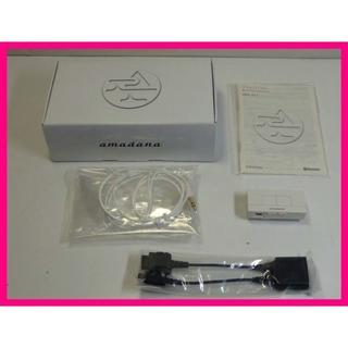 アマダナ(amadana)のamadana アマダナ ワイヤレスイヤホン PEA-317 Bluetooth(ヘッドフォン/イヤフォン)