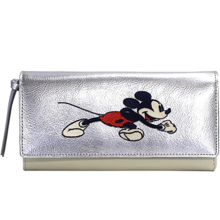 ディズニー(Disney)のアコモデ ミッキー 長財布 新品未使用(財布)