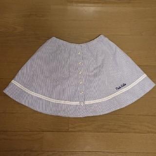 PINK-latte スカート 140