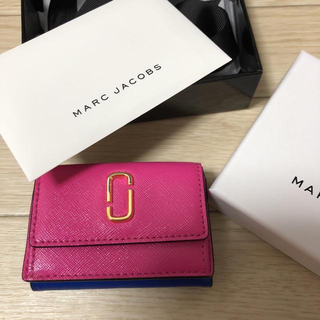 547d20995f71 MARC JACOBS(マークジェイコブス)のマークジェイコブス 3つ折り 財布 メンズのファッション小物
