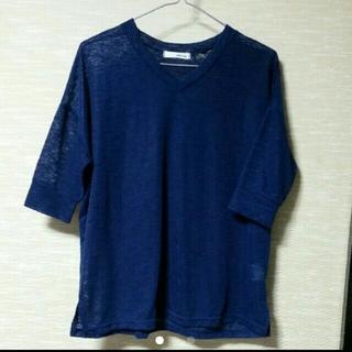アフリカタロウ(AFRICATARO)の♦アフリカタロー♦薄手トップス✨新品✨F(Tシャツ(半袖/袖なし))