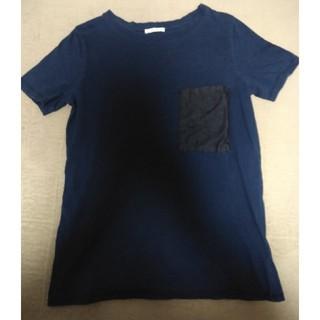 ザラ(ZARA)のZARAビッグポケットTシャツ(Tシャツ/カットソー(半袖/袖なし))