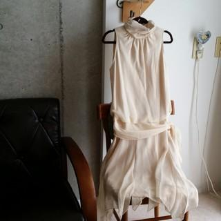 スコットクラブ(SCOT CLUB)の美品 メトリーゼ ドレス(ミディアムドレス)