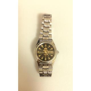 オリエント(ORIENT)の【極美品】オリエント 腕時計 ユニセックス(腕時計)