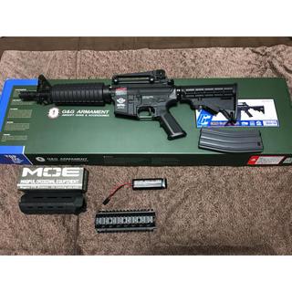 ジーアンドジー(G&G)のG&G CM16 Carbine Light(電動ガン)