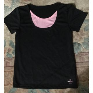 ジョッキー(JOCKEY)のジョッキー   UVカットTシャツ   未使用(Tシャツ(半袖/袖なし))