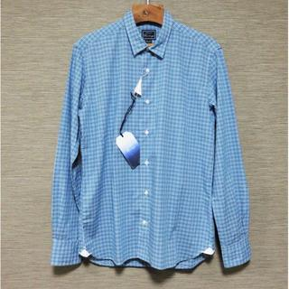 オリアン(ORIAN)の新品 ORIAN Vintage チェック シャツ M メンズ イタリア製 (シャツ)