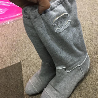 シャネル(CHANEL)の専用 CHANEL ブーツ 確実正規品(ブーツ)