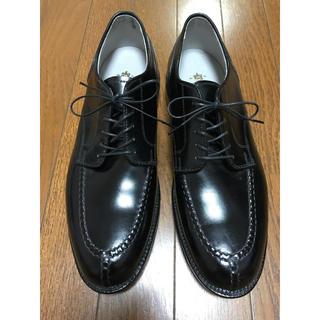 オールデン(Alden)の未使用 オールデン ノルウィージャン  ブラック(ドレス/ビジネス)