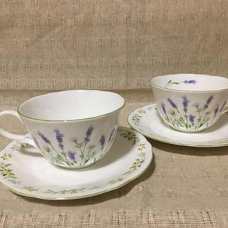 ニッコー(NIKKO)の白うさぎ様専用 fine bone china  nikko カップ&ソーサー(グラス/カップ)