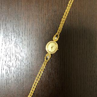 ウォルサム(Waltham)の値下げ ウォルサム【WALTHAM】ゴールド無垢ウォッチ  カルティエ 好きにも(腕時計)
